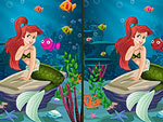 Ari Mermaid - Spot the Difference