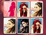 Ariana Grande Memory Game-
