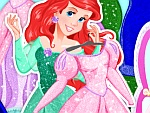 Ariel Prom Shopping Dress Up