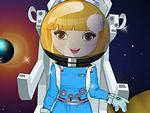 Astronaut Girl Dress Up