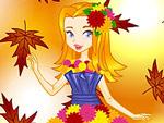 Autumn Ball Dress Up