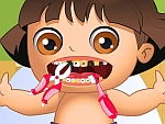 Baby Dora Tooth Problems