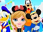 Baby Goes To Disneyland Dress Up