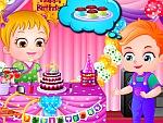 Baby Hazel Birthday Surprize