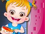 Baby Hazel Kitchen Fun