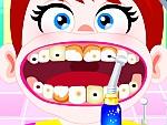 Baby Lulu at Dentist