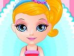 Baby Princess Candyshop Slacking