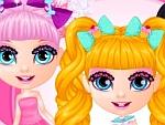 Baby Princess Cutie Pops Costumes