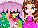 Baby Princess Fashion Dress Up