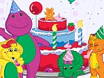 Barney Happy Happy Birthday