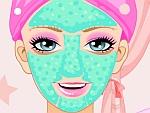 Beach Facial Makeover