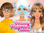 Beauty Pageant Makeover