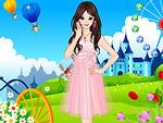Blossom Pinks Dress Up