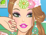 Bohemian Accessories Make Up