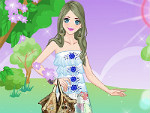 Boho Chic Dress Up