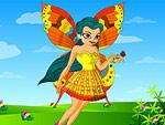 Butterfly Girl Dress Up 3