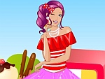 Candy Girl Dress Up 3
