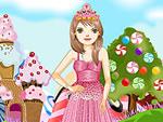 Candy Princess Dress Up
