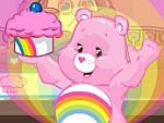 Care Bear Sharing Cupcakes