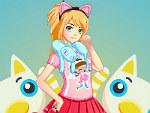 Cat Girl Dress Up 2