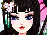 Cherry Blossom Makeover