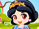 Chibi Snow White Dress Up