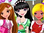 Chic School Girls 2 Dress Up