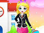 Chic School Uniform Dress Up