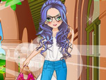 Chic Student Style Dress Up