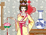 Chinese Culture Beauty Dress Up