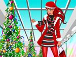Christmas Shopping Dress Up