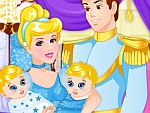Cinderella Gives Birth to Twins