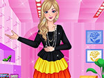Clothing Store Hostess Dress Up