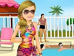 Cool Pool Party Dress Up