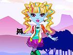 Cool Vampire Girl Dress Up