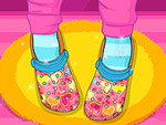Croc Fashion Shoes