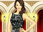 Crystal Embellished Dress Up