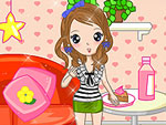 Cute Bow Fashion Dress Up