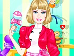 Cute Doll Babysitter Dress Up