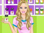 Cute Doll Pharmacist Dress Up