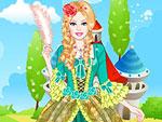 Cute Doll Rococo Princess Dress Up