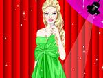 Cute Doll TV Host Dress Up