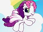 Cute Flappy Pony