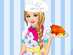 Cute Master Chef Dress Up