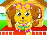 Cute Pet Dog Dress Up
