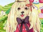 Cute Puppy Show Dress Up