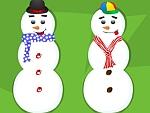 Cute Snowman Cookies