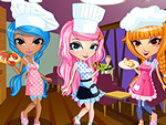 Cutie Trend Heartfelt Waitress Dress Up