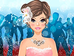 Dazzling Prom Look Make Up