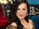 Demi Lovato Make Up 2